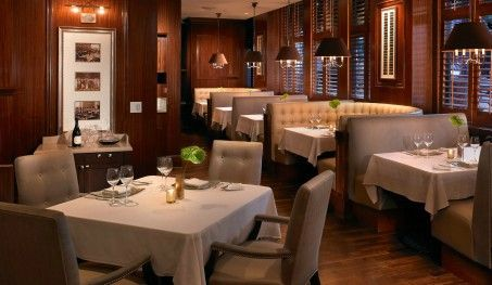 San Diego Restaurants - The Grant Grill