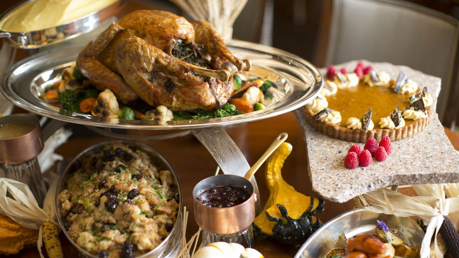 THE US GRANT, A Luxury Collection Hotel, San Diego - Thanksgiving