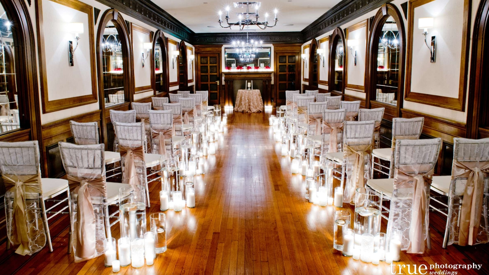 San Diego Wedding Venues - Chairmans Court