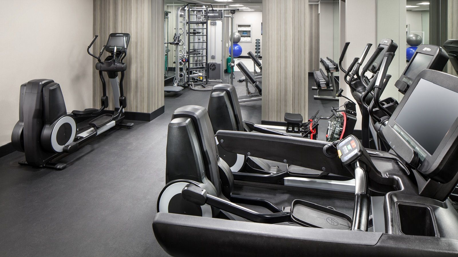 San Diego Hotels Fitness Center - THE US GRANT