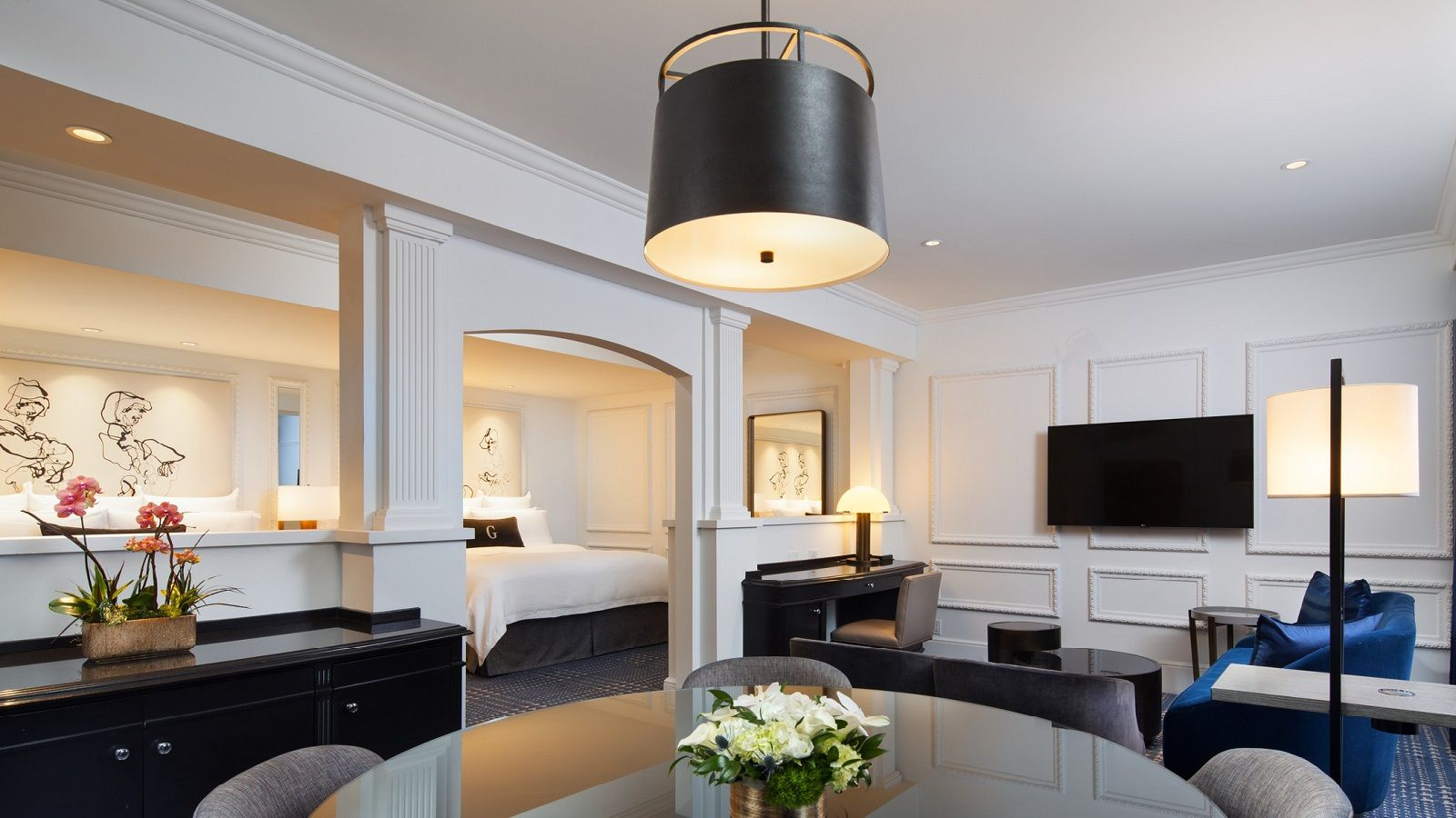 The US GRANT, A Luxury Collection Hotel, San Diego - Signature Suite