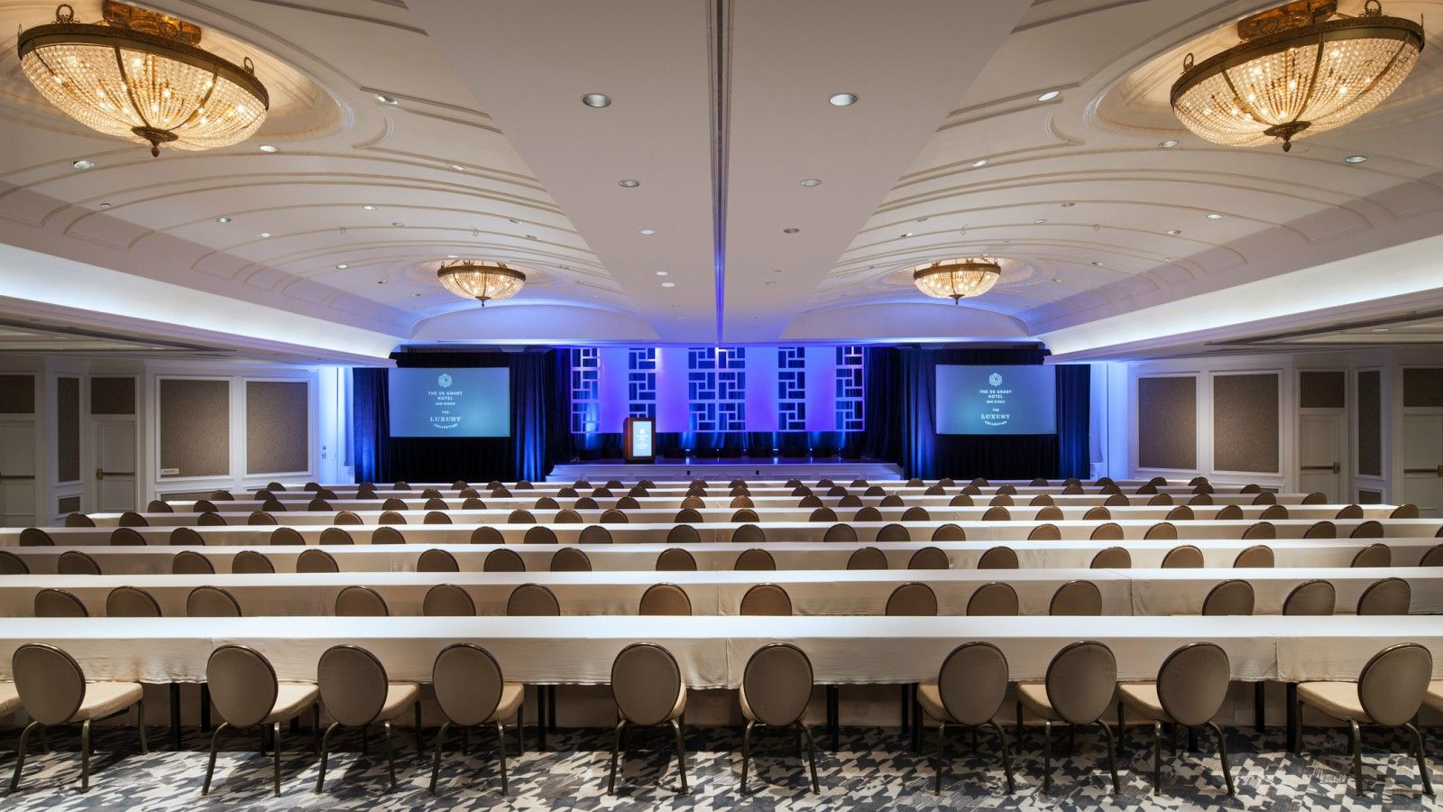 San Diego Meeting Space - Presidential Ballroom