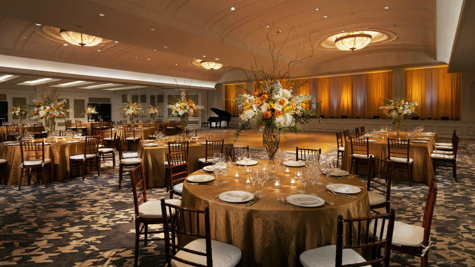 San Diego Weddings - Presidential Ballroom