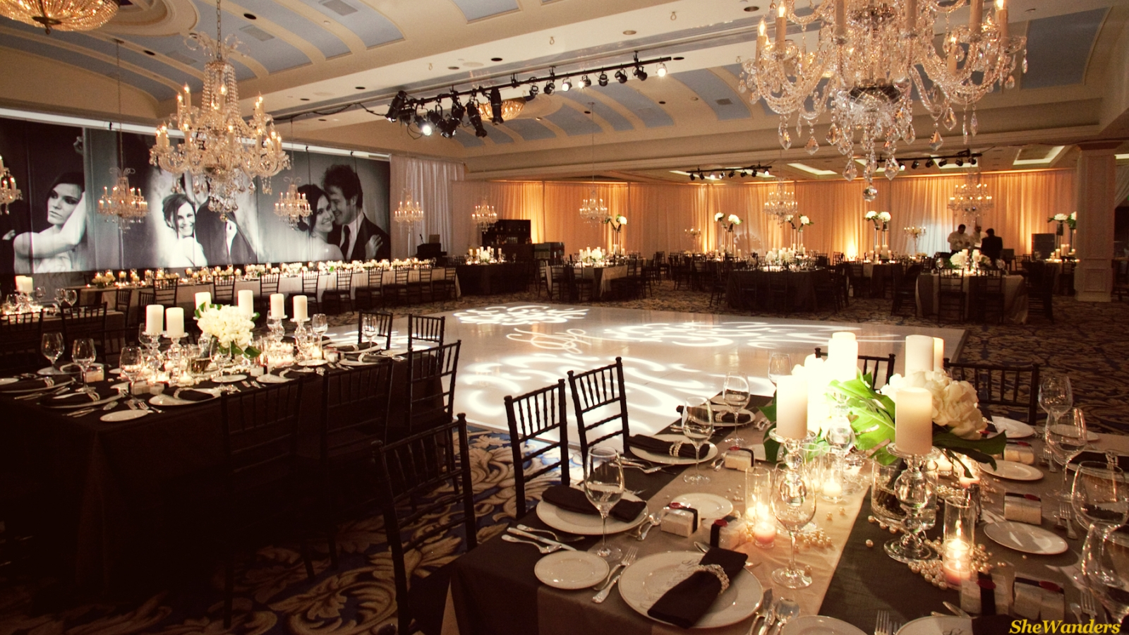 San diego wedding venues the us grant a luxury collection hotel san diego weddings reception junglespirit Gallery